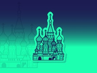 Moscow Saint Basil's Cathedral