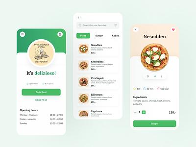 Viva Napoli Pizza order take-away pizza restaurant app