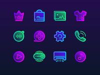 Intelligent Interface Icon