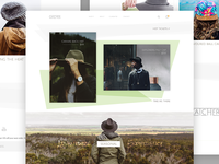 Catcher - Shopify Theme (Home)