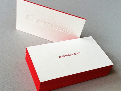 createone business cards