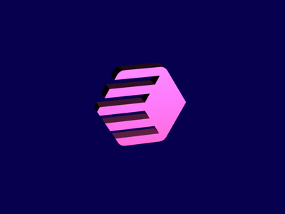 👋 Census census purple pink animation data motion design identity mark brand logo