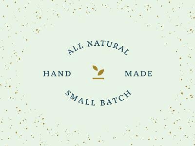 HR green skin organic natural mark logo leaf identity health earth brand beauty