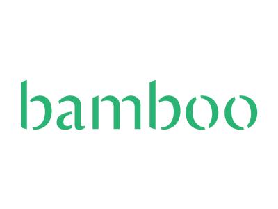 bamboo stencil bamboo green jade custom typography type design wip focus lab humanist