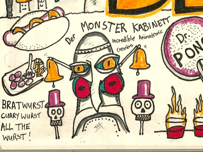 Berlin Sketchnotes berlin travel sketchnote doodle sketchnotes