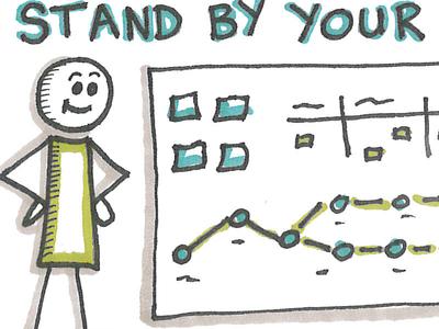 Integrating Design Practice Sketchnotes attitude skills team uxdesign ux agency design