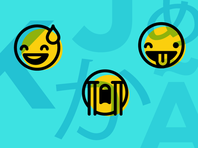 Practical Uses of Emojis vector illustration expression text evernote writing emojis
