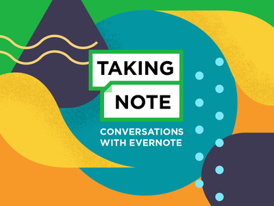 Evernote Podcast taking note evernote podcast