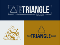 Triangle Club Logo Designs