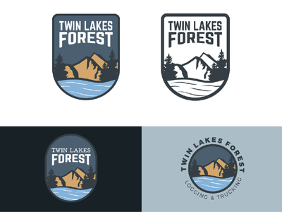 Twin Lakes Logo Option 2