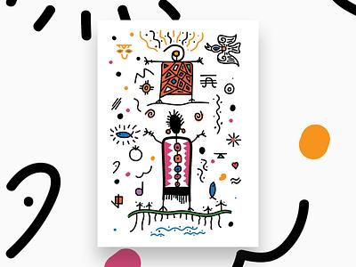 Let's Dance dance symbol illustration