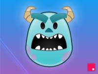 Sulley Emoji