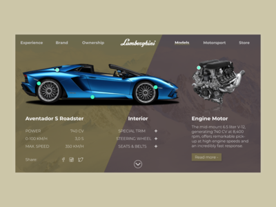 Landing Page - Daily UI Challenge #003