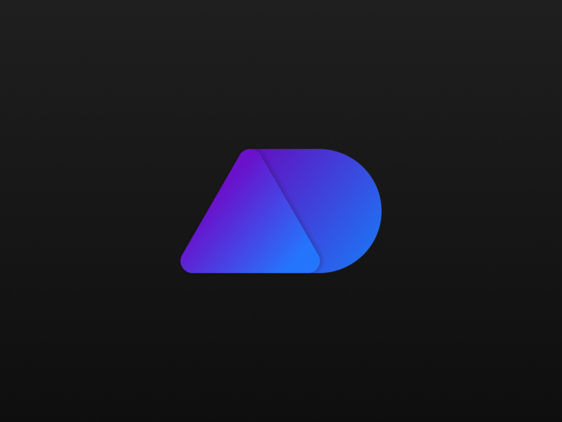 My New Personal Logo - Daily UI Challenge #005 daily ui 005 ux ui uidesign ui ux design daily ui challange daily 100 dailyui personal brand branding personal logo logo