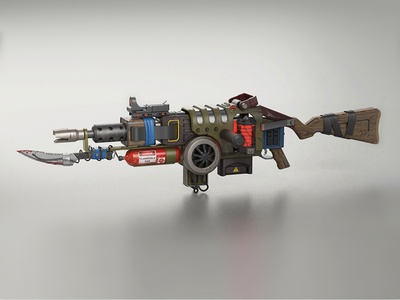 Weapon Against Zombies