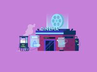 Cyberpunk cinema