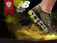 New Balance Minimus - Rich Media Advertisment
