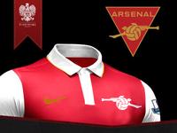 Arsenal FC - Concept Rebrand