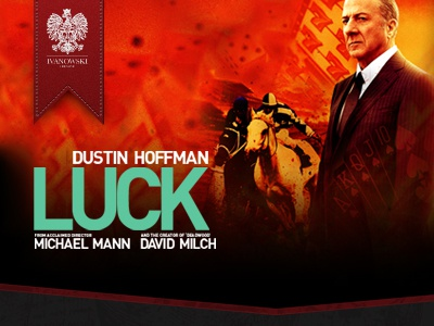 Luck - Rich Media Advertisement gambling horse racing hbo series television