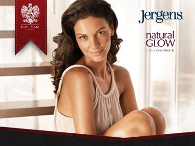 Jergens - IAB Flim Strip - Advertsiement iab glow natural moisturizer jergens