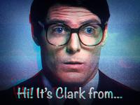 Hi! It's Clark from...