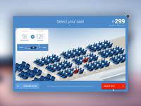 Flight Seat Selector