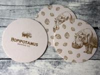 Hopipotamus Brewing Co. Logo