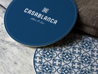 Casablanca Hotel & Bar Logo