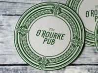 O'Rourke Pub Logo