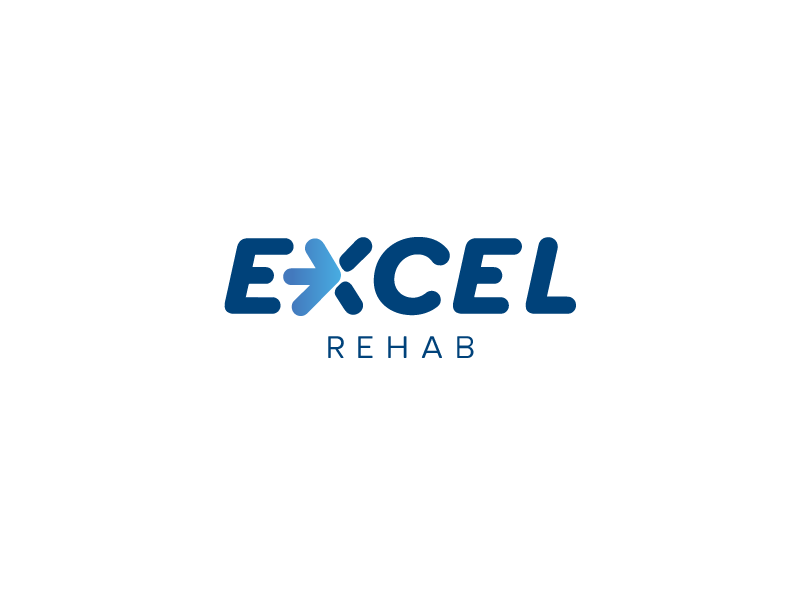 Excel Logo excel logo athletics icon physical therapy icon physical therapy logo rehab logo logo design logo physical therapist physical therapy rehab excel