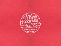 Roosevelt Island Badge Logo
