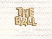 Winter Ball Event Branding