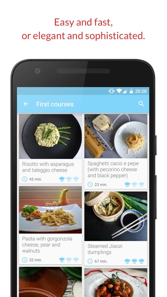 App android 5 en