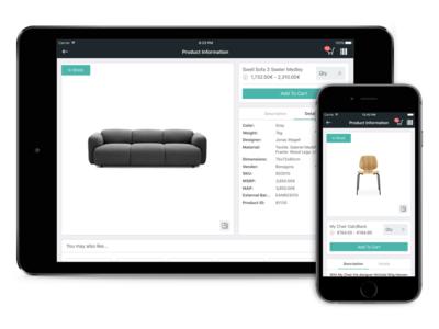 Bonagora POS for iOS - Product Information