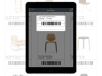 Bonagora POS for iOS - Barcode Scanning
