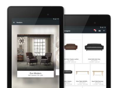 Bonagora POS for Android - Multi-vendor access