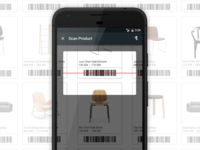 Bonagora POS for Android - Barcode Scanning