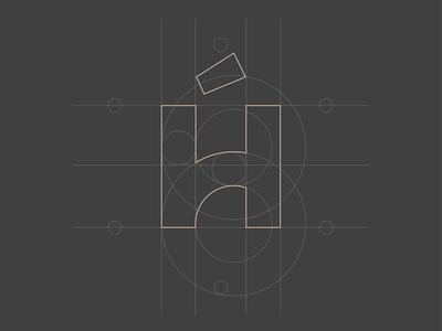 Hombré - Logomark
