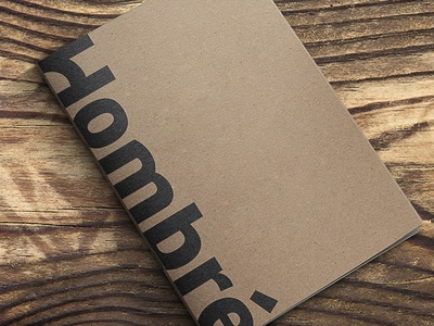Hombré - Logotype