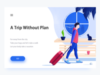 A Trip Without Plan