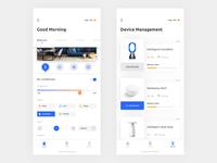 Smart Home System App Concept - Part 2