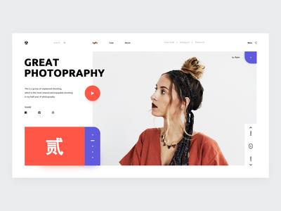 web design 04 - Photo Studio