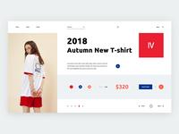 web design 05 - Shop