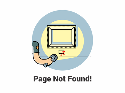 404 Page Not Found illustraion web page design page not found 404 error 404page
