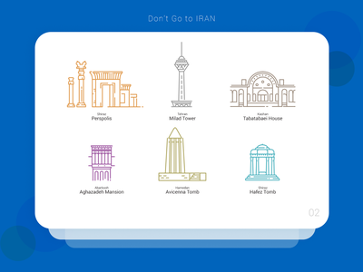 Persepolis Designs Themes Templates And Downloadable Graphic Elements On Dribbble