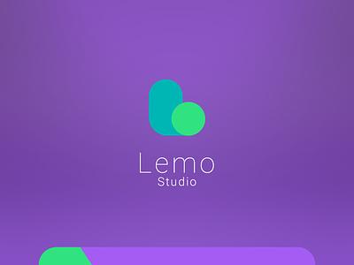 Lemo Logo cute love heart branding l logo design l logo lemon logo design logodesign lettering logotype logo l