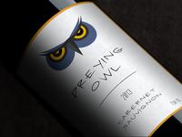 Preying Owl