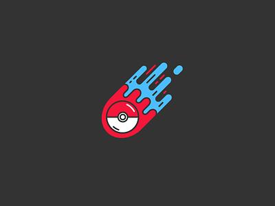 Pokéball illustration pokeball pokéball pokémon pokemon
