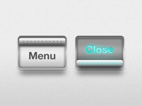 Menu / Close Switch