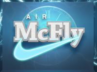 Nike - Air McFly Logo